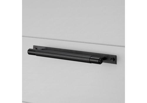 Barre de traction / Plaque / Croix / Noir