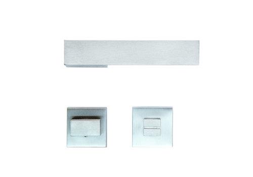 Solid Cromsat door handles X-Treme with WC