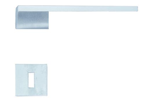 Solid Cromsat door handles Seliz with BB