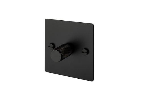 1G Dimmer switch / Black
