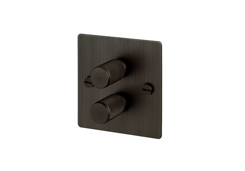 2G Dimmer switch / Smoked Bronze