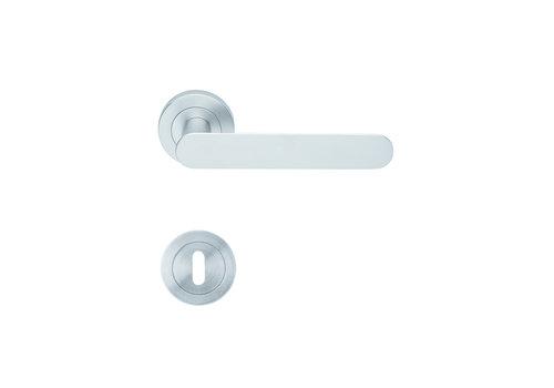 Solid Cromsat door handles Ratio with BB