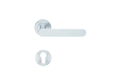 Solid Cromsat door handles Ratio with PZ