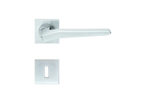 Solid Cromsat door handles Preso with BB