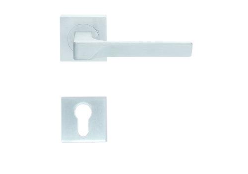 Solid Cromsat door handles Flash with PZ