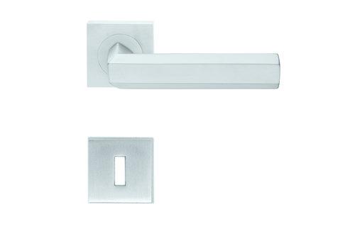 Solid Cromsat door handles Exa with BB
