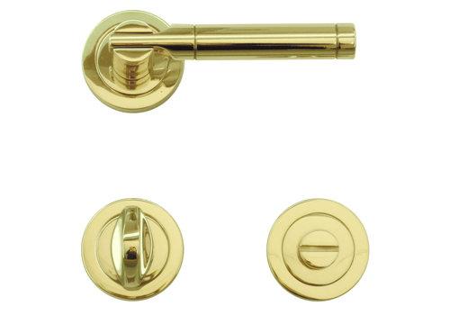 Door handles Vito copper with WC