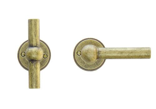 door handles Petana T+L old yellow without BB