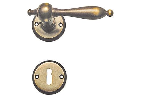 Door handles Natalie bronze with BB