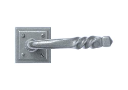 Iron door handles Harmonie Carre without BB