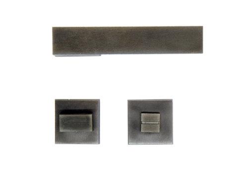 Anthracite gray door handles X -Treme with WC