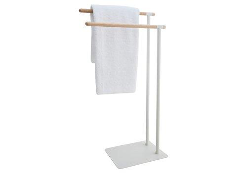 Sealskin Brix Towel rack metal white