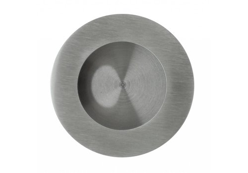 SHELL SMALL ROUND INOX PLUS PER PIECE