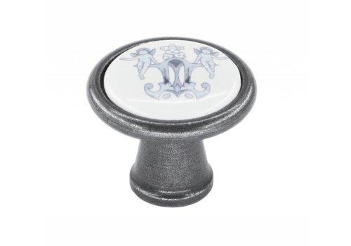Bouton de meuble Decor 30mm fer