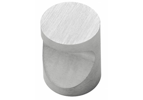 Stainless steel furniture knob D 20