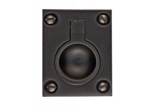 CASE PULLER CARRE RETRO CARBON BLACK MASSIVE