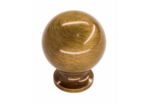 Closet puller BOL 725 . 30MM bronze
