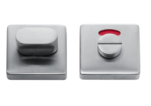 Stainless steel toilet set square