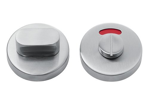 WC set round stainless steel