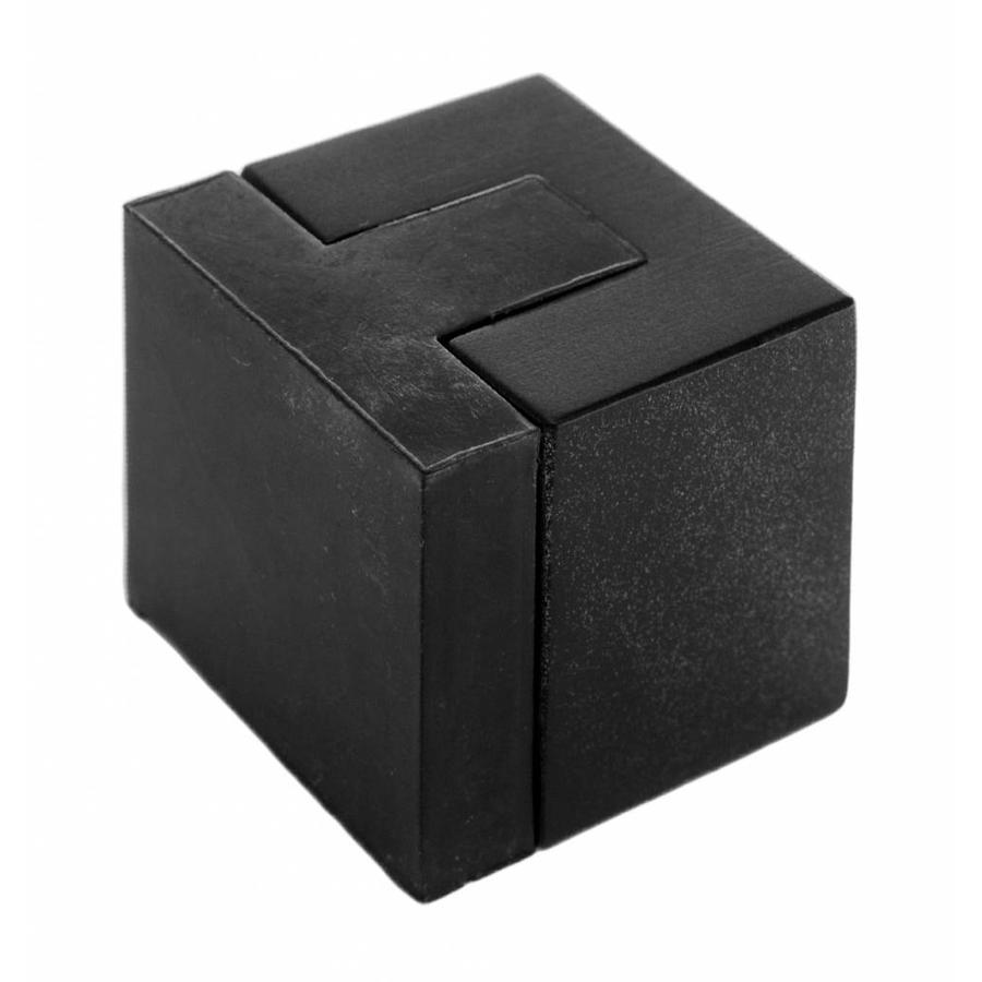 CARRE BLACK FLOOR DOOR STOP
