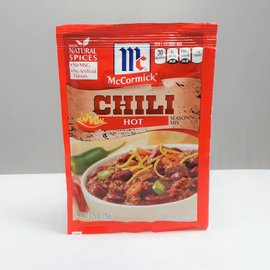 Mc Cormick Mc Cormick Chili Hot