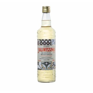 Salinissima Cachaca Salinissima - maturée (blend jusqu'à 10 ans) - 42% - 700 ml