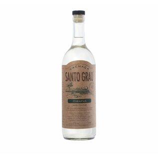 Santo Grau Cachaca Santo Grau - Itirapua - gerijpt (blend) - 41% - 700 ml