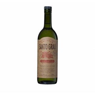 Santo Grau Cachaca  Santo Grau Coronel Xavier Chaves - klassiek - gerijpt 6 maanden - 40% - 700 ml