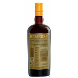 Hampden Hampden Estate Pure Single Jamaican Rum (46%)