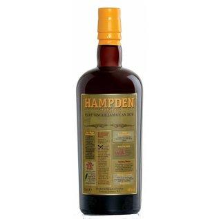 Hampden Hampden Estate Pure Single Jamaican Rum - 46% - 700ml