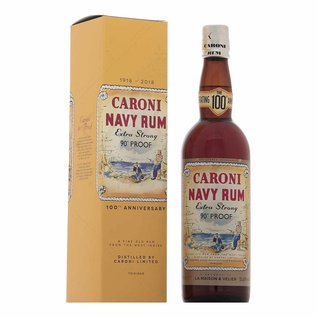 Caroni Rum - Caroni (Trinidad) - 18 years - 51.4% - 700 ml
