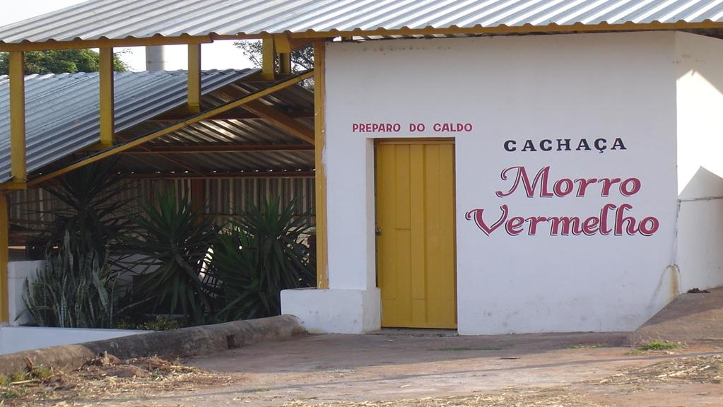 Cachaca Morro Vermelho