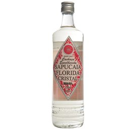 Sapucaia 10 BOUTEILLES - Cachaca Sapucaia Cristal (40.50%)