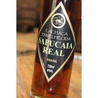 Sapucaia Cachaca Sapucaia Real 18 Anos - 18 ans de maturation  - 40,50% - 700 ml