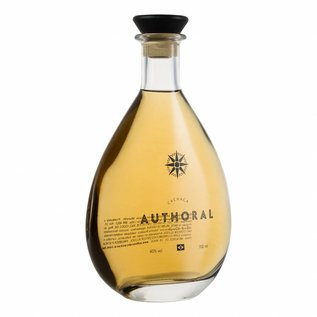 Authoral Cachaca Authoral Gold - Maturée - 40% - 700 ml