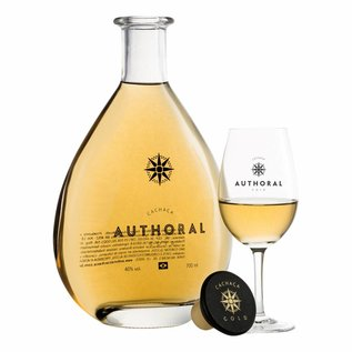 Authoral Cachaca Authoral Gold - Gereift - 40% - 700 ml