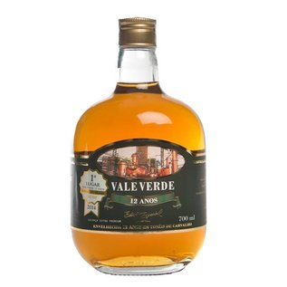 Vale Verde Cachaca Vale Verde 12 Anos - Gerijpt - 40% - 700ml