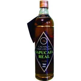 Sapucaia Cachaca Sapucaia Real 18 Anos - gerijpt (40,50%)