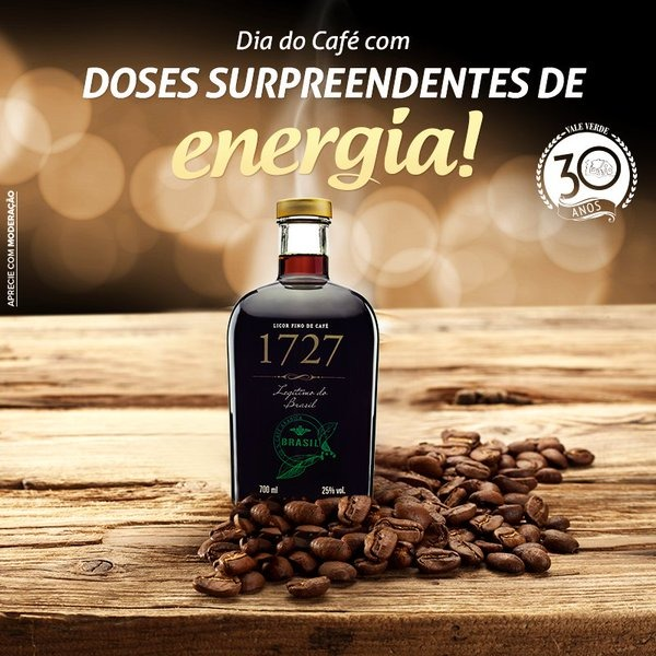 Vale Verde Liqueur de Café 1727