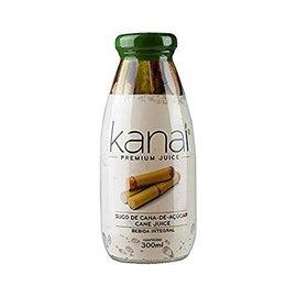 Kanai 10 BOUTEILLES - Jus de Canne à Sucre - 300 ml