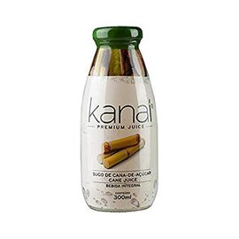 Kanai 25 FLASCHEN - Zuckerrohrsaft  - 300 ml