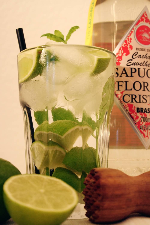 Caipirinha recept: The CocktailBrewery