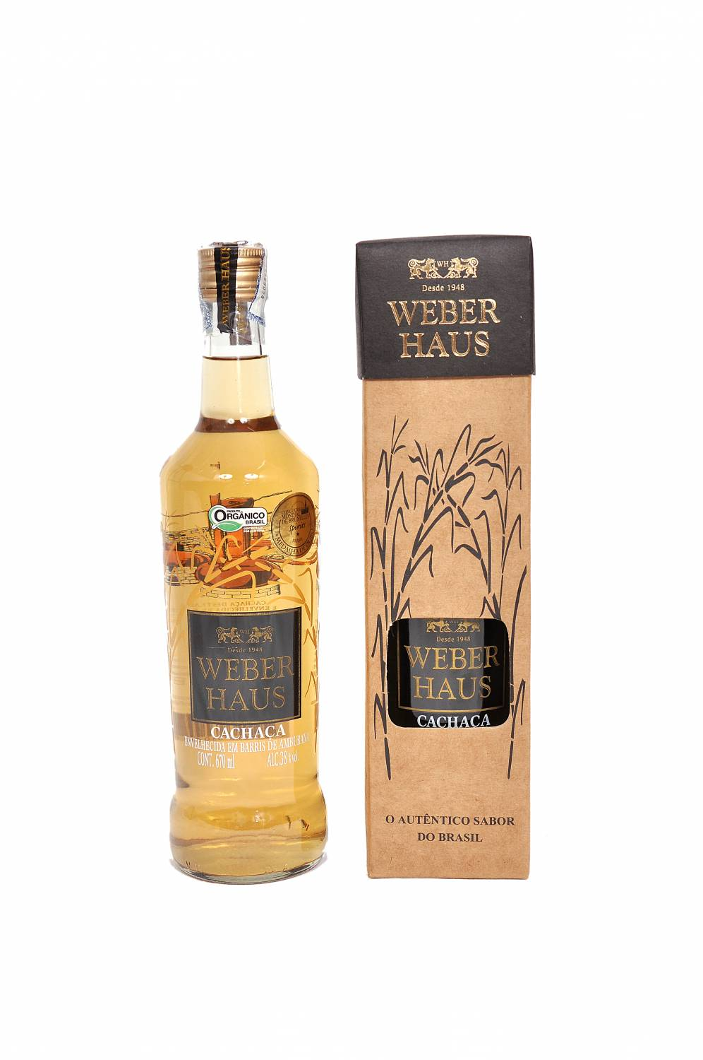 Cachaça Weber Haus: now available at The Cachaça Company