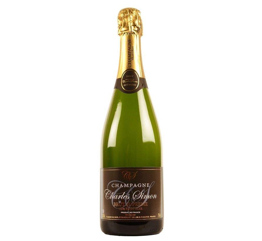 Champagne Charles Simon Brut Supreme
