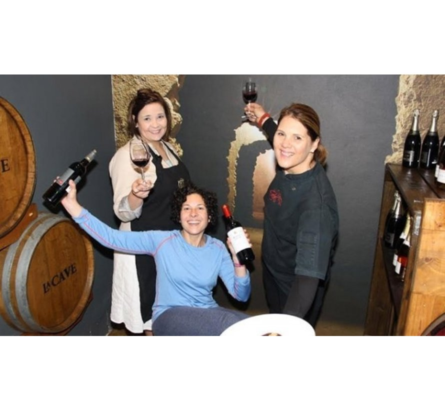 La  Cave Pinotage Premium 2017 Zuid-Afrika