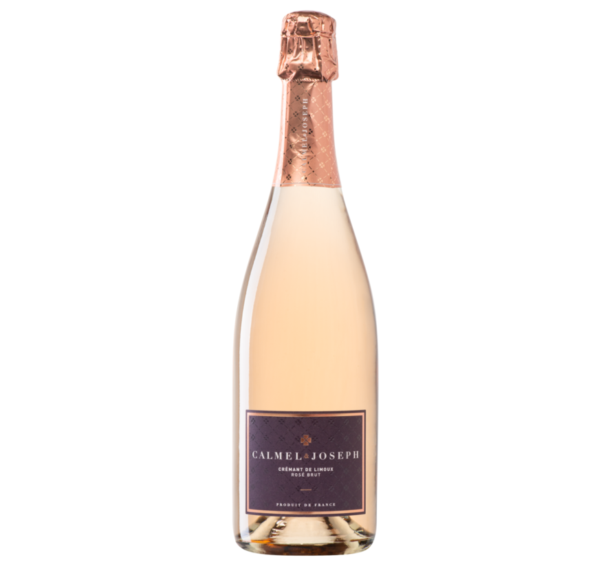 Calmel & Joseph Crémant de Limoux Rosé Brut