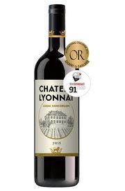 Lyonnat Château Lyonnat 2015 Bordeaux Frankrijk