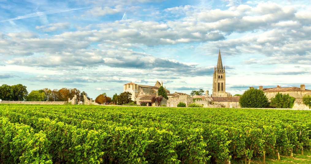 De officiële classificatie voor rode wijnen uit de Bordeaux.