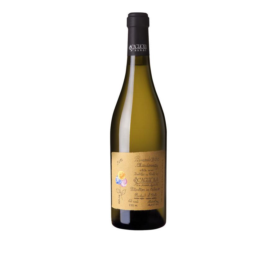 Scagliola Chardonnay Barrique doc