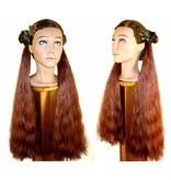 2 Haarteile Größe S, Wellen